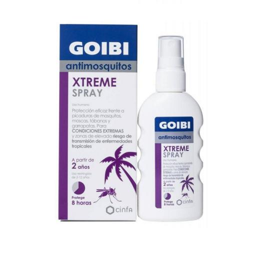 GOIBI XTREME SPRAY ANTIMOSQUITOS 75 ML