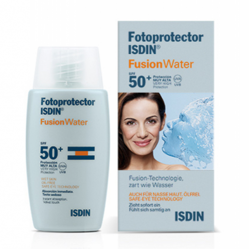 ISDIN FOTOPROTECTOR FUSION WATER SPF50+ 50 ML [0]