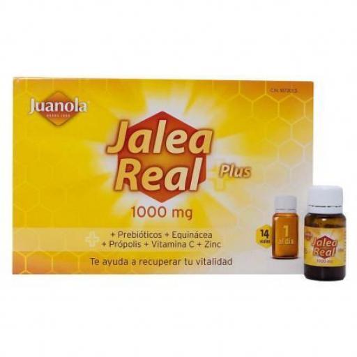 JUANOLA JALEA REAL ENERGIA PLUS 14 VIALES