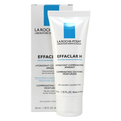 LA ROCHE-POSAY EFFACLAR H CREMA 40 ML