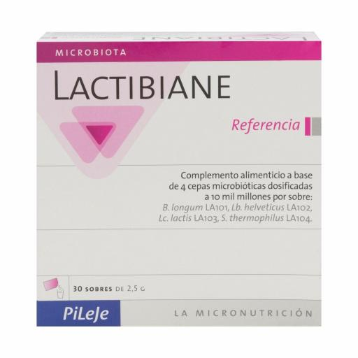 LACTIBIANE REFERENCE 30 SOBRES [0]