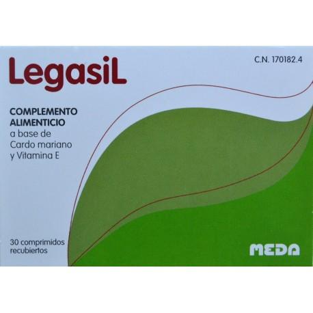 LEGASIL 30 COMPRIMIDOS