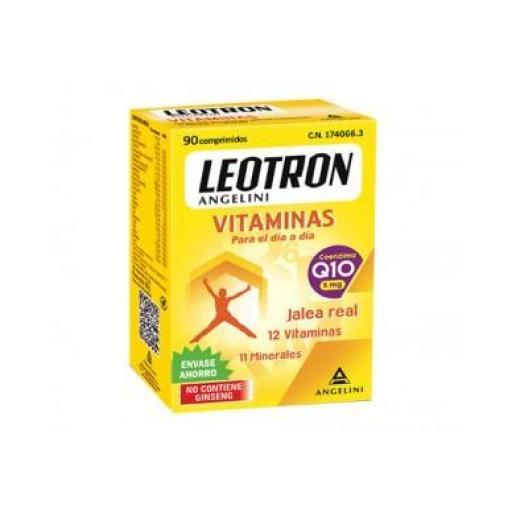 LEOTRON VITAMINAS ANGELINI  90 CAPSULAS [0]