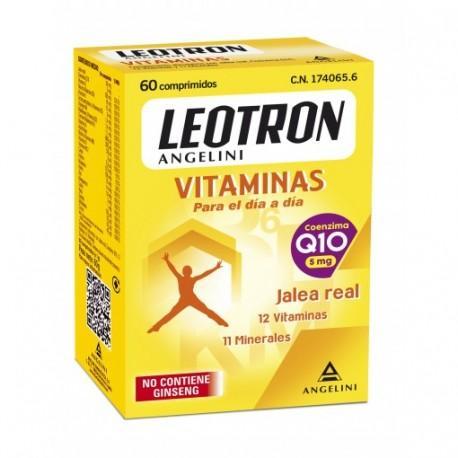 LEOTRON VITAMINAS 60 CAPSULAS