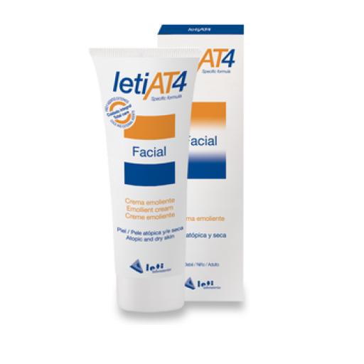LETIAT4 CREMA FACIAL 100 ML