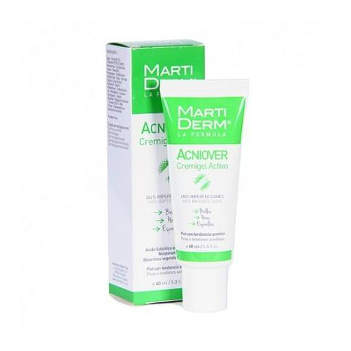 MARTIDERM ACNIOVER CREMIGEL 40 ML