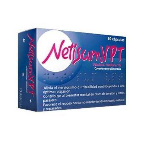 NETISUM 60 CAPSULAS