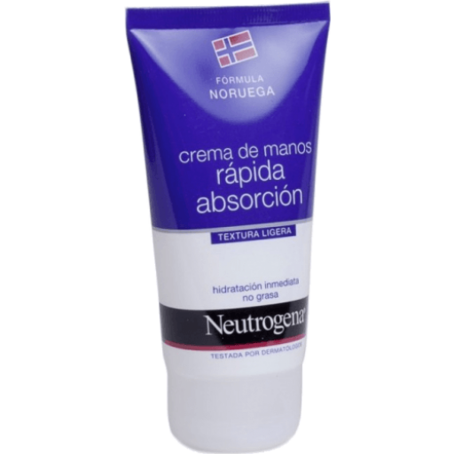 NEUTROGENA CREMA MANOS RAPIDA ABSORCION 75 ML
