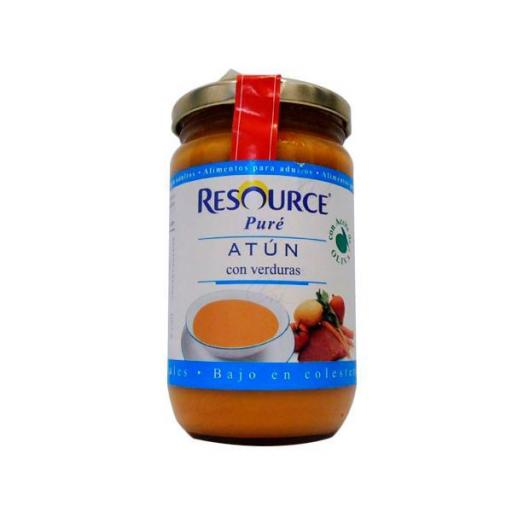 RESOURCE PURÉ DE ATÚN CON VERDURAS 300 GR