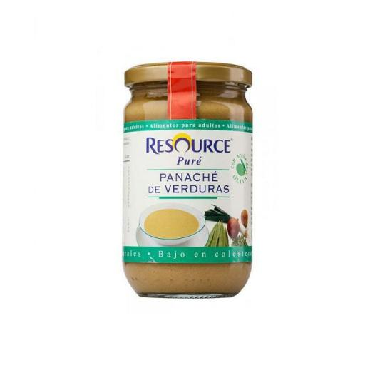 RESOURCE PURE PANACHÉ DE VERDURAS 300G
