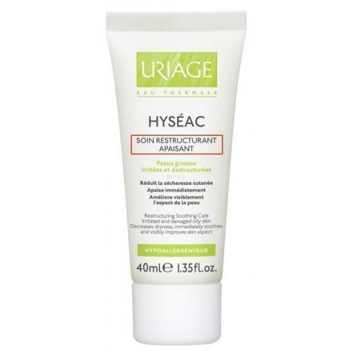 HYSEAC REESTRUCTURANTE PIELES GRASAS 40 ML