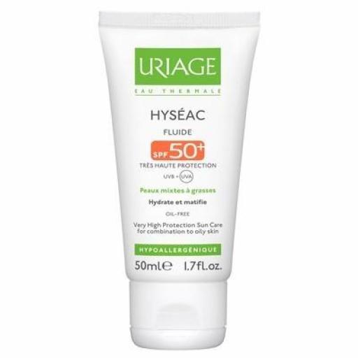 HYSEAC FLUIDO SOLAR SPF50 50ML