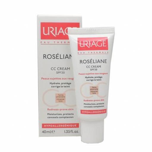 URIAGE ROSELIANE CC CREAM 40ML