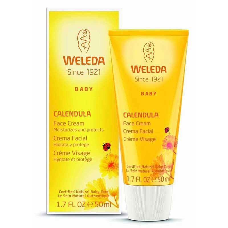 WELEDA crema facial CALENDULA 50 ML