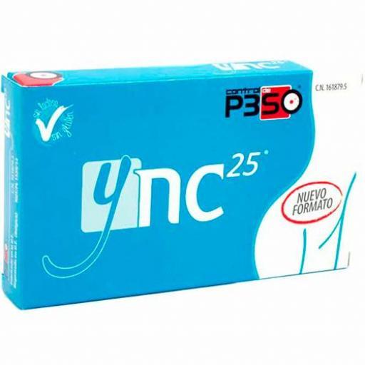 YNC 25 15 CAPSULAS