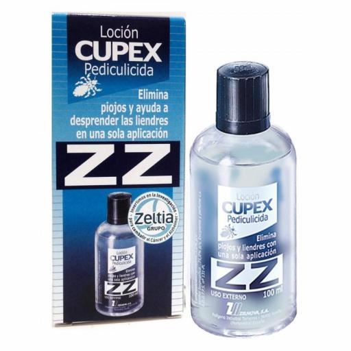 ZZ CUPEX LOCION 100 ML