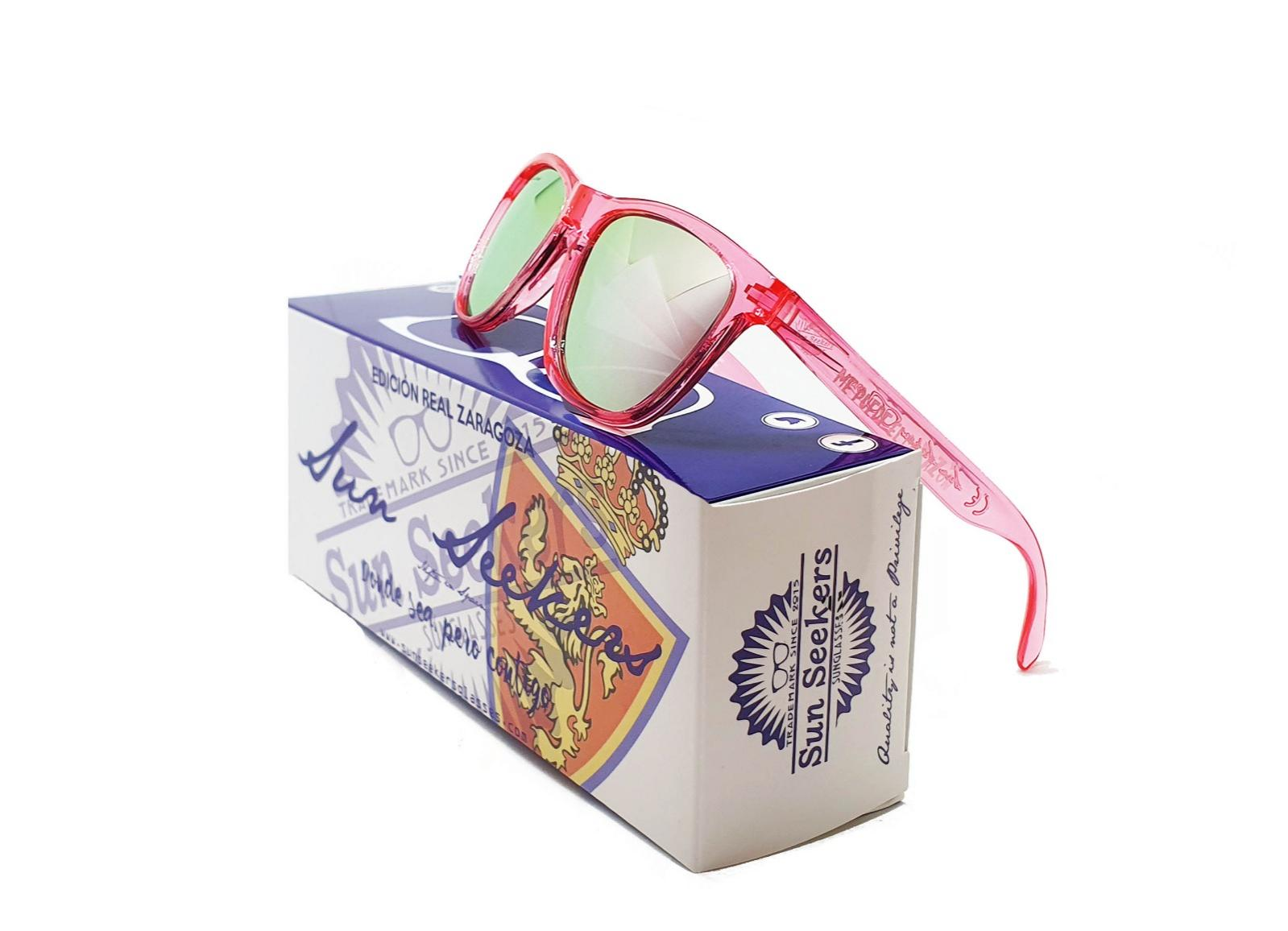 Gafas kids rosa 2019-2020
