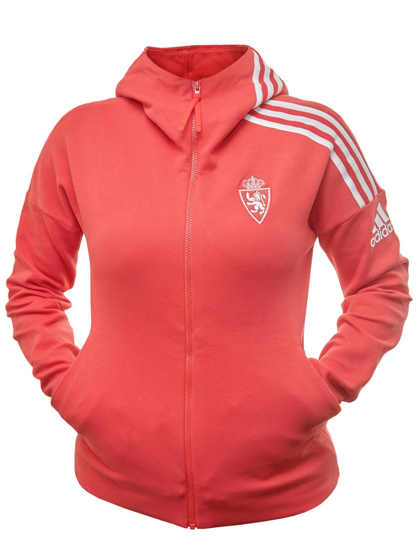 Chaqueta con capucha adidas Z.N.E. para mujer