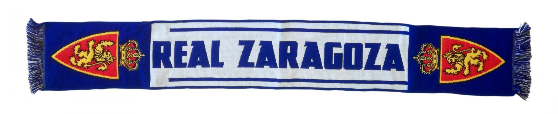 Bufanda Real Zaragoza
