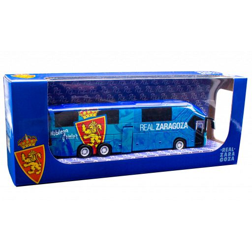 Réplica autobús oficial Real Zaragoza [3]