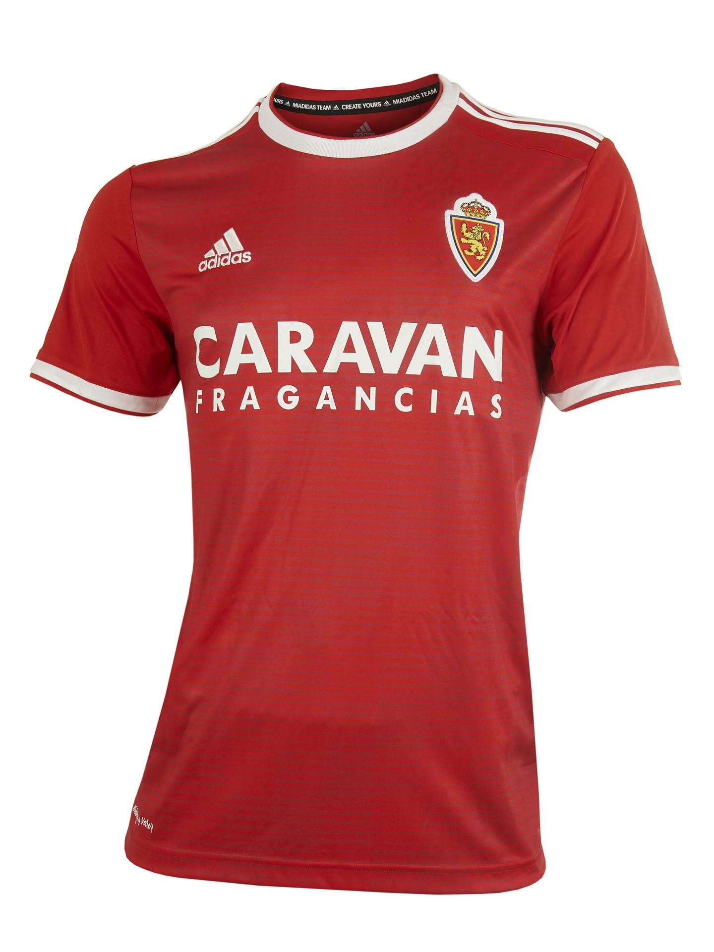 Camiseta infantil segunda equipación 2018-2019