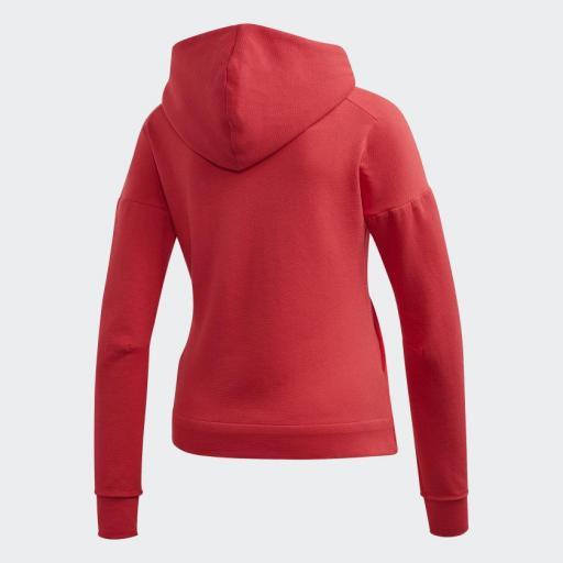 Chaqueta con capucha adidas Z.N.E. para mujer [2]