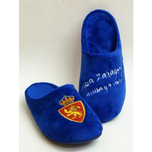 zapatillas casa azules [0]
