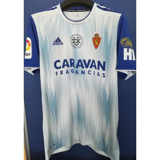 Camiseta de juego Real Zaragoza Dux Gaming 2019-2020 [1]