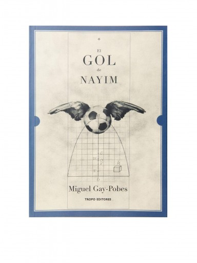 LIBRO EL GOL DE NAYIM