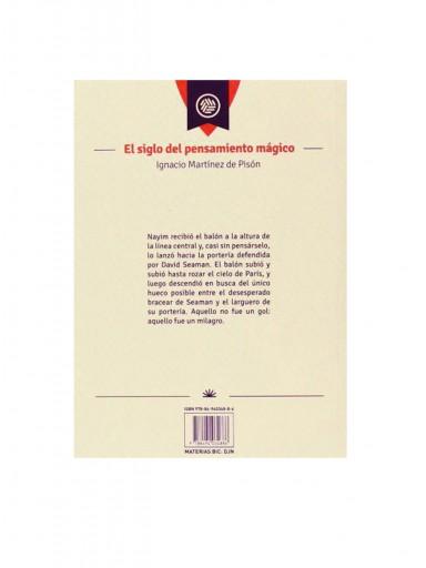 LIBRO 'EL SIGLO DEL PENSAMIENTO MÁGICO' [1]