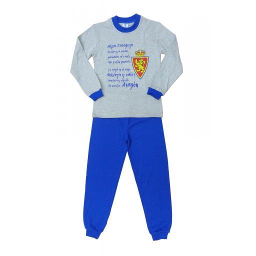 Pijama infantil dos piezas [0]