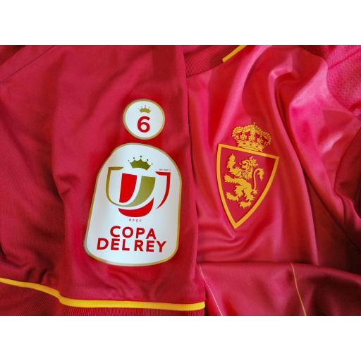 Camiseta (Copa del Rey) segunda equipación 2020-2021 [1]