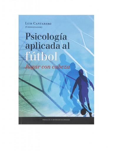 Libro: psicología aplicada al fútbol
