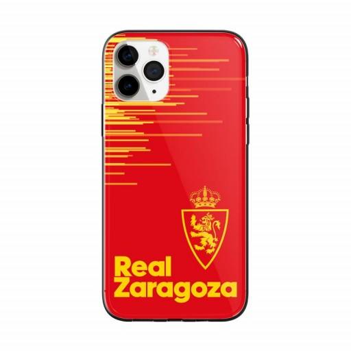 CARCASA REAL ZARAGOZA TOMATE 2020 2021