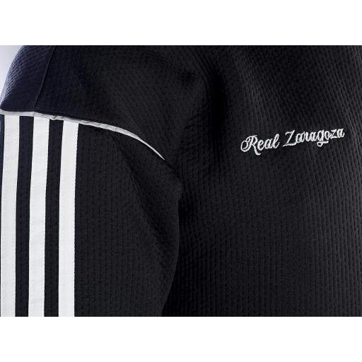 Sudadera negra  capucha adidas [0]