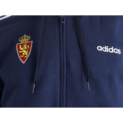 Chaqueta con capucha azul marino adidas 2020 [2]
