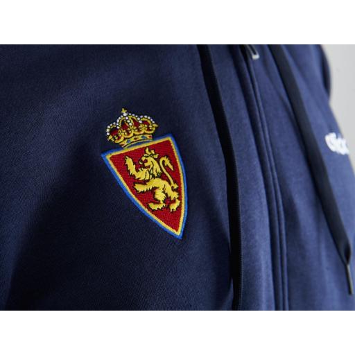 Chaqueta con capucha azul marino adidas 2020 [1]
