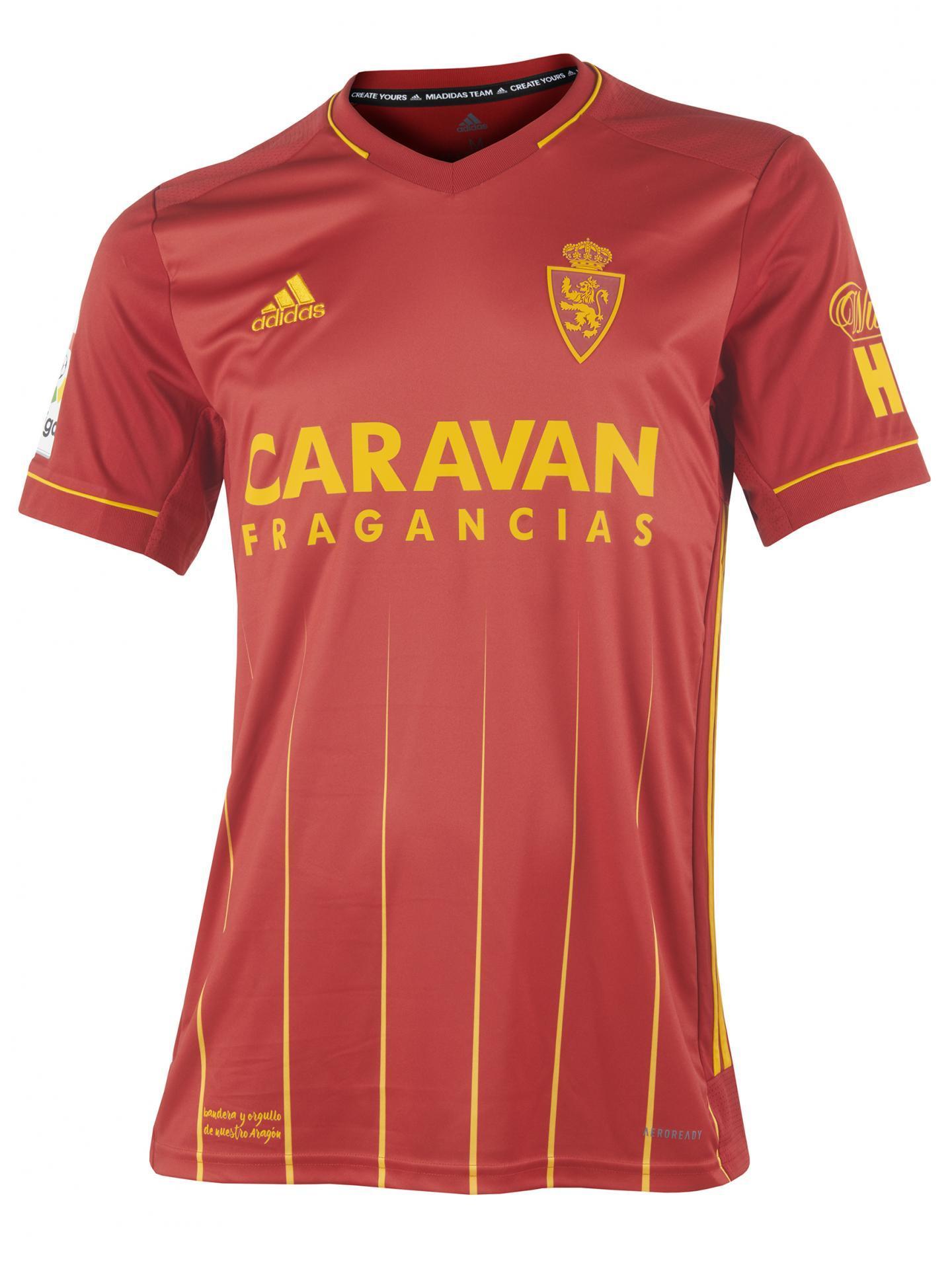 Camiseta (Copa del Rey) segunda equipación 2020-2021