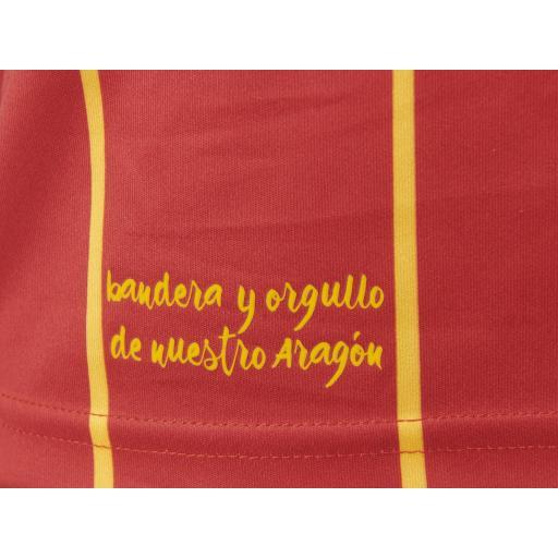 Camiseta infantil segunda equipación 2020-2021 [3]