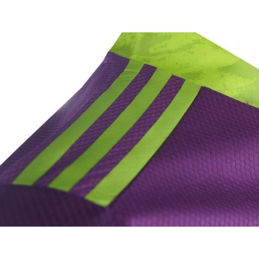 Camiseta infantil portero morada 2020-2021 [2]