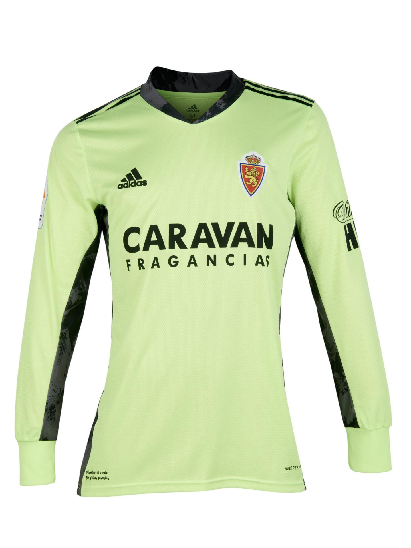 Camiseta portero flúor 2020-2021