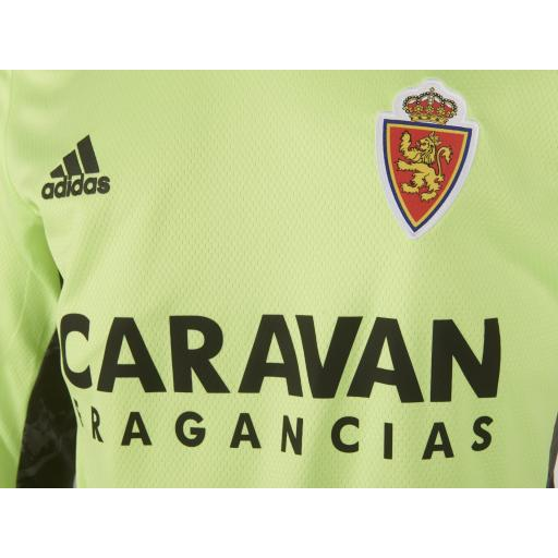 Camiseta infantil portero flúor 2020-2021 [1]