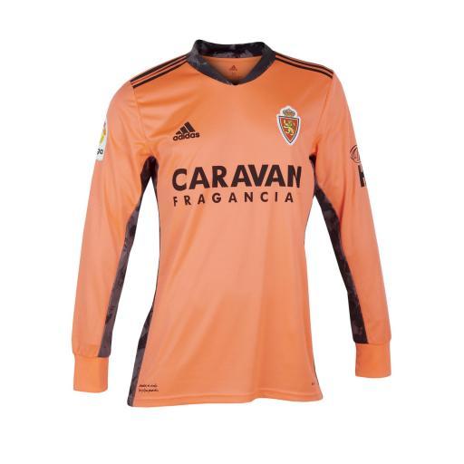 Camiseta portero coral 2020-2021