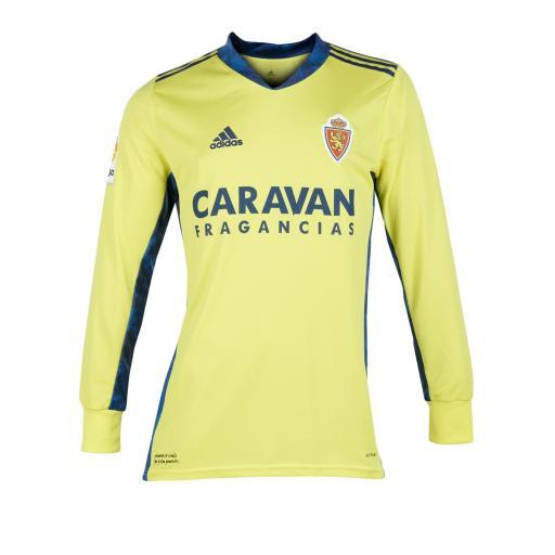 Camiseta portero amarilla 2020-2021