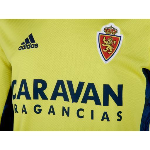 Camiseta infantil portero amarilla 2020-2021 [1]