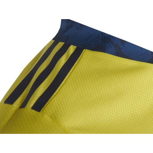 Camiseta infantil portero amarilla 2020-2021 [2]