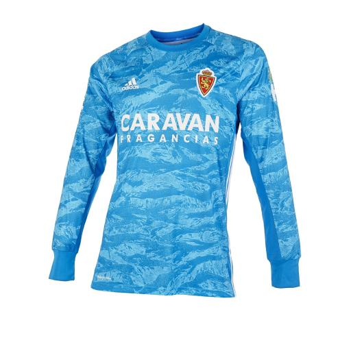 Camiseta portero azul 2019-2020