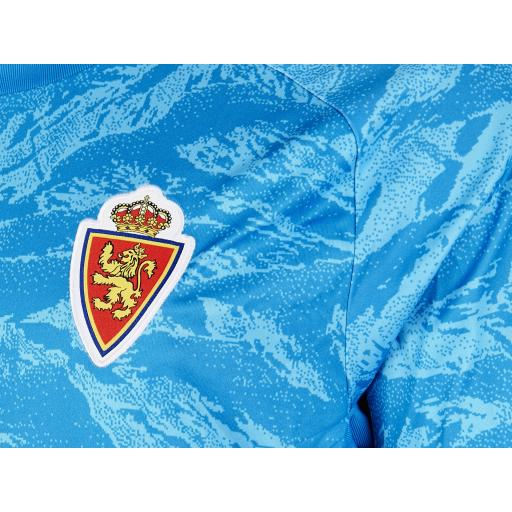 Camiseta infantil portero azul 2019-2020 [2]