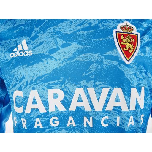 Camiseta infantil portero azul 2019-2020 [1]