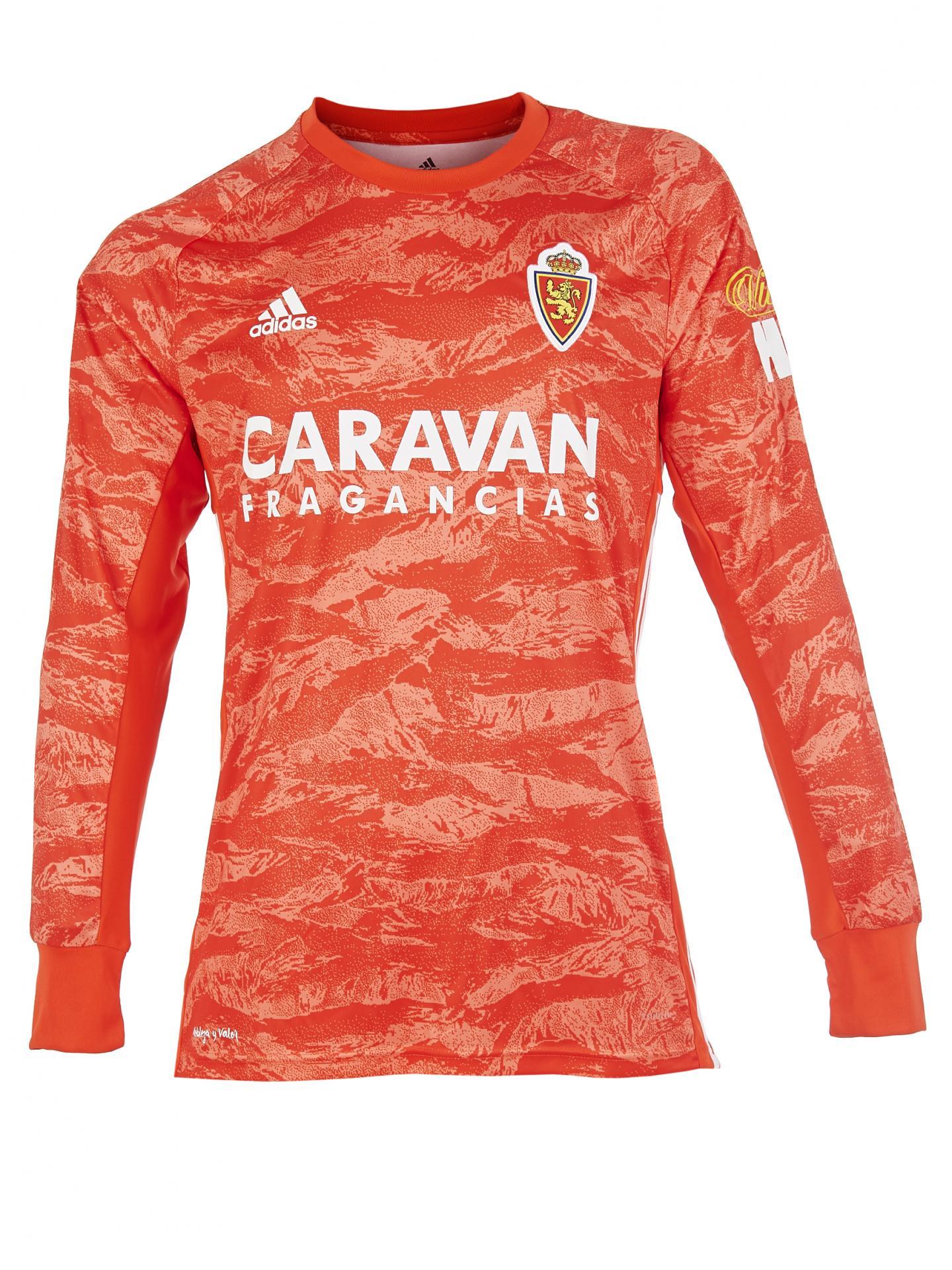 Camiseta portero coral 2019-2020